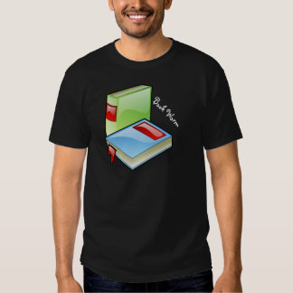 Book Worm Tshirts