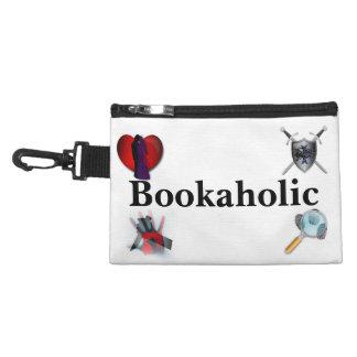 Bookaholic bag accessory bag