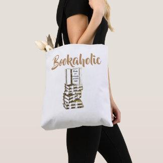 Bookaholic Tote Bag