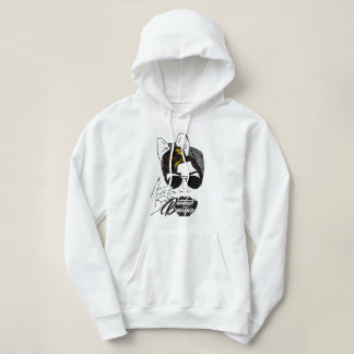 Booked & Bougie Classic Hoodie