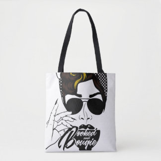 Booked & Bougie Tote