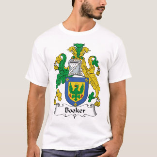 Booker Family Crest T-Shirt