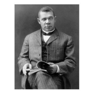 Booker T. Washington, 1903 Postcard
