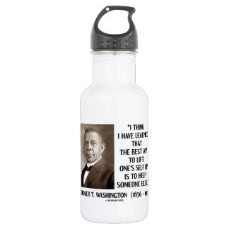 Booker T. Washington Best Way Lift One's Self Up 532 Ml Water Bottle