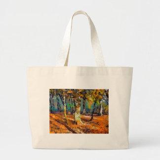 Booker Woods Jumbo Tote Bag