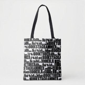 Bookish Media Professional Bag Tote Bag