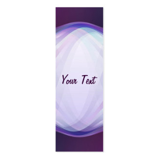 Bookmark Business Card abstract modern background