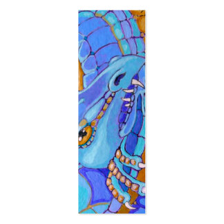 BOOKMARK -  Dragon Pack Of Skinny Business Cards