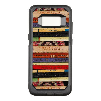 Books Abstract OtterBox Galaxy S8 Case