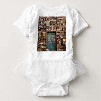 Books and Books Baby Bodysuit