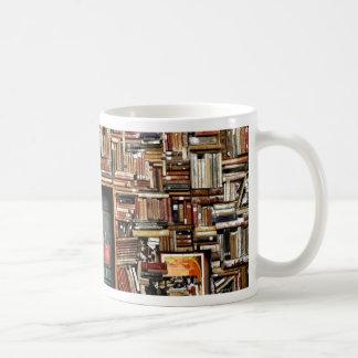 Books and Books Coffee Mug