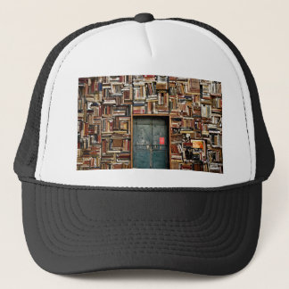 Books and Books Trucker Hat