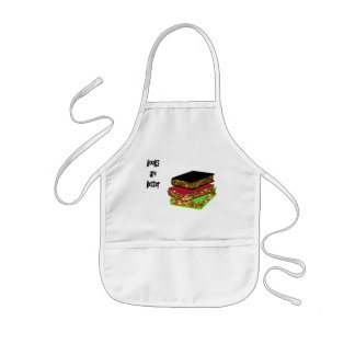 Books are Better Kids Apron