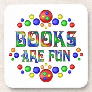 Books are Fun Coaster