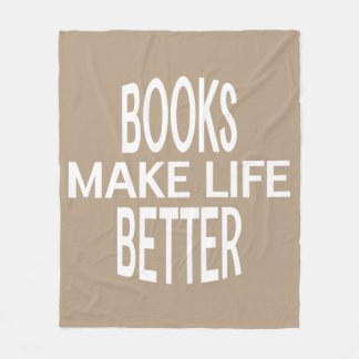 Books Better Blanket - Assorted Sizes & Colors