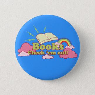 Books Check Em Out Button