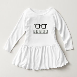 Books chemcial Element Nerd glasses Zh6zg Dress
