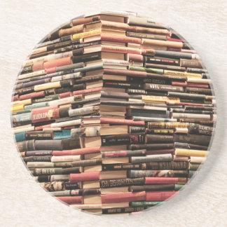 Books Coaster