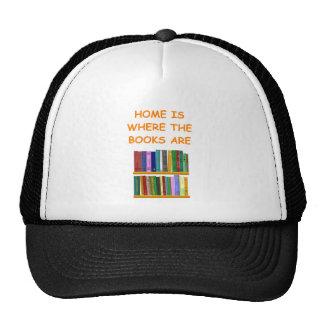 books hat