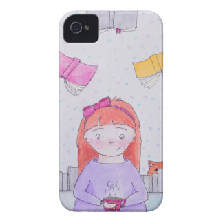 Books iPhone 4 Cover