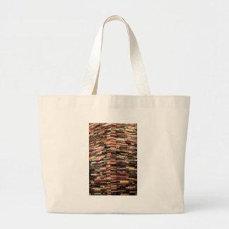 Books Large Tote Bag