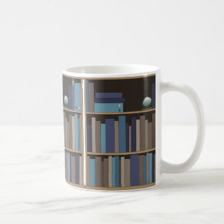 Books Learning Reading Book Shelves Mug