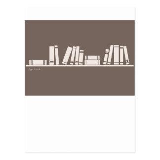 Books lovers! postcard