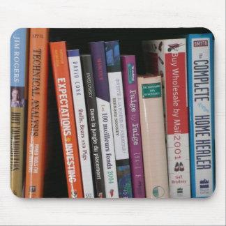 Books mousepad