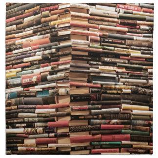 Books Napkin