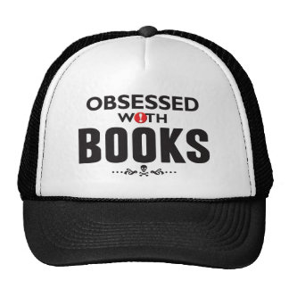 Books Obsessed Hats