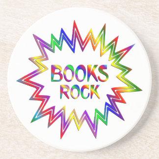 Books Rock Coaster