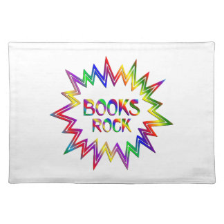 Books Rock Placemat