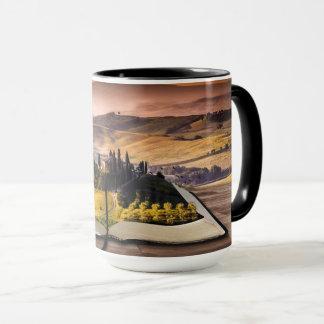 Books Take You to Distant Lands 15 oz Combo Mug
