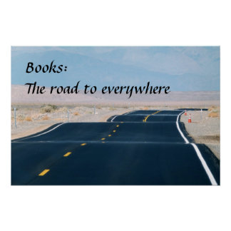 Books: The Road to Everywhere Poster