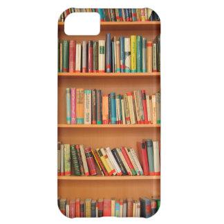 Bookshelf Books Library Bookworm Reading iPhone 5C Case