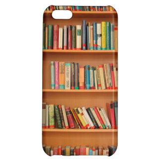 Bookshelf Books Library Bookworm Reading iPhone 5C Cover