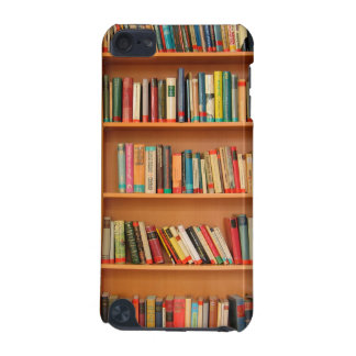 Bookshelf Books Library Bookworm Reading iPod Touch 5G Cover