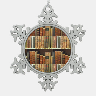 Bookshelves Ornament