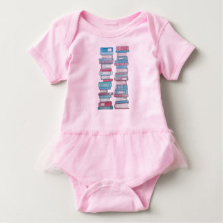 Bookstack Baby Tutu Baby Bodysuit