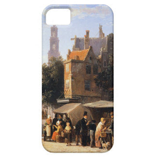 Bookstall on the Noordermarket by Cornelis Springe Barely There iPhone 5 Case