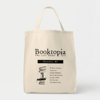 Booktopia 2105: The Last Word - Petoskey, MI Bag