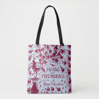 Bookworm's Delight: Pride & Prejudice | Tote Bag