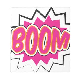 boom2 notepad
