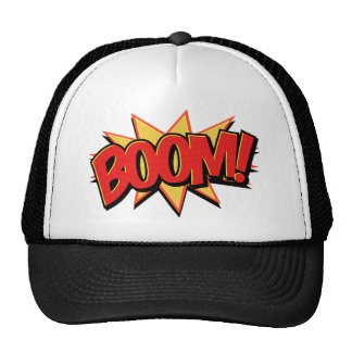 Boom -516 cap
