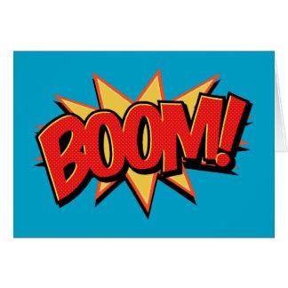 Boom -516 card