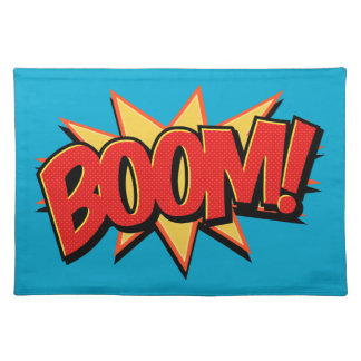 Boom -516 placemat