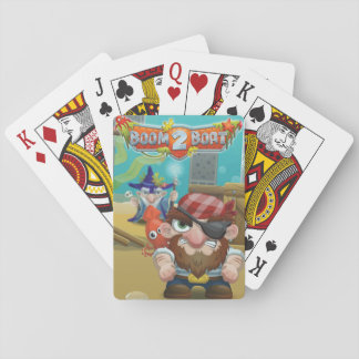 Boom Boat 2 Playing Cards