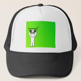 Boom Boom Box Trucker Hat