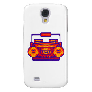Boom Box Extreme Samsung Galaxy S4 Case