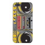 Boom Box EYEPhone 4 Case GREY iPhone 5/5S Case